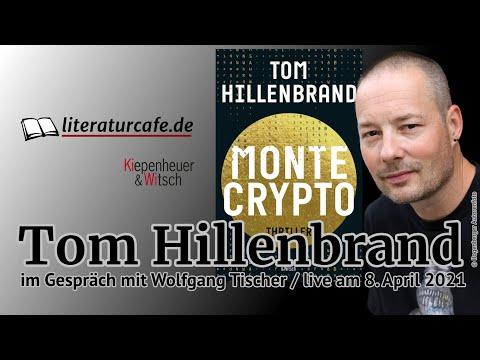 Montecrypto: Tom Hillenbrand im Gespräch mit Wolfgang Tischer