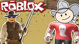 THE WILD WEST | Roblox Heist Tycoon w/ Seniac!