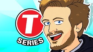 Yo Mama so Fat! Pewdiepie vs T Series
