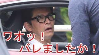 以前は、ワンちゃんを散歩させている岡田さんをよく見かけたんですが、...