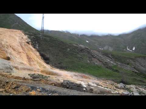 ENDURO GEORGIA; Gruzja wojna droga, Georgia war road (Cross pass) enduro georgia