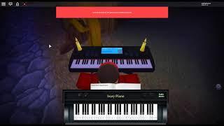 Fantastic Dreamers - KonoSuba par: Machico sur un piano ROBLOX.