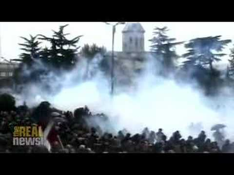 Public protest force early elections in Georgia