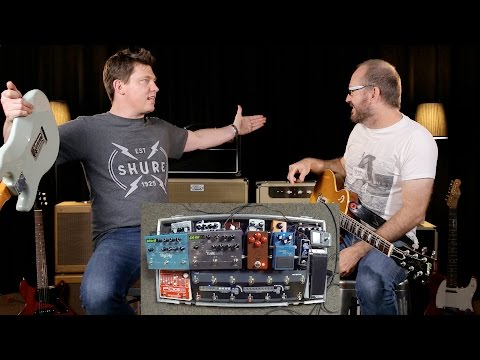 That Pedal Show – Gain Stacking With Pedals Makes Your Life Better. (Yes It Does)