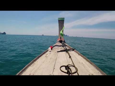 Krabi Thailand : First solo trip.