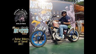 Arie Ride TV:: Art of Speed 2017
