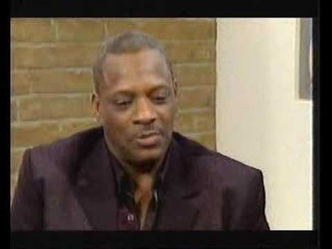 Alexander O'Neal Interview - ITV's This Morning (Part2)