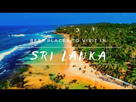 Best Places to visit in Sri Lanka - 2020 | Cinematic Travel video