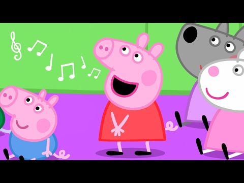 Peppa Pig Full Episodes | Nursery Rhymes | Cartoons for Children
