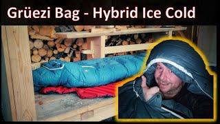 Test Grüezi bag Schlafsack - Biopod Down Hybrid Ice Cold 190 W
