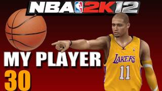 NBA 2k12 My Player Ep.30 - Conference Semifinals Game 4 (NBA Playoffs)