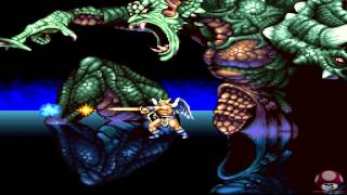 Actraiser 2: Final Boss and Ending