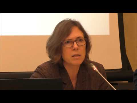 Max Weber Lecture by Sarah Birch (University of Glasgow), 17 February 2016