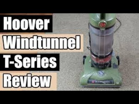 Best Vacuum Cleaner (Buying Guide)  (Hoover T-Series Windtunnel) Review