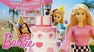 Happy Birthday Barbie Barbie