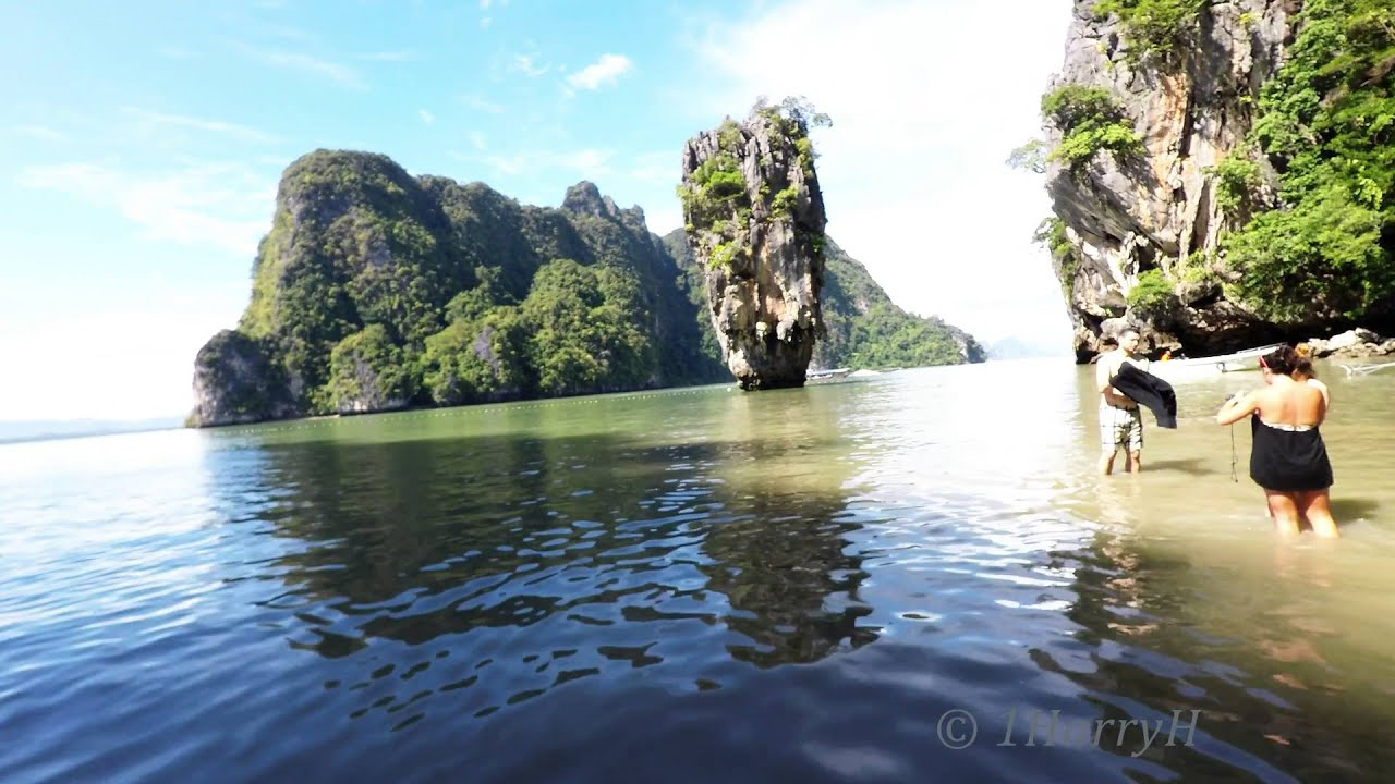 khao phing kan thailand