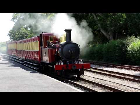 IOM Steam Railway