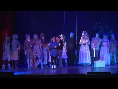 The ACT presents  Crazier than You from the Addams Family the Musical