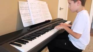 Dreamcatcher Piano Performance