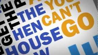 Ok Go - White Knuckles with Lyrics