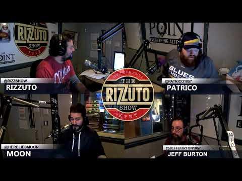 The great paper plate debate - Rizz vs. Patrico - The Rizzuto Show