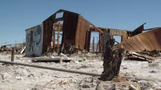 Decaying Ruins at Bombay Beach at the Salton Sea - April 30, 2011