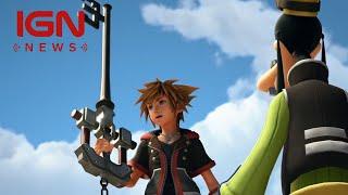 Kingdom Hearts 3 New Screenshots - IGN News