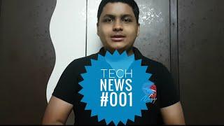 Tech News #001 Patanjali SimCard,Vivo Apex,Moto G6 Plus SD660,Lenovo Z5,JioPhone,TechnoCamon iclick