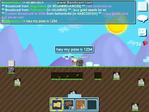 Growtopia Pls don't say your account password enibody even @seth-@hamumu  xD but dont say!