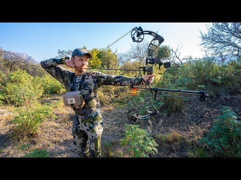 Close Range Bow Hunting - Spot And Stalk In Africa (FINAL EPISODE)