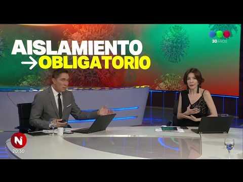 CORONAVIRUS FULMINANTE: SÍNTOMAS Y MUERTE EN EL MISMO DÍA - Telefe Noticias