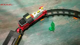Train World (Toy Train with Track)