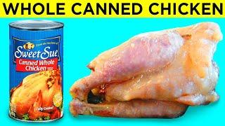 Strange Foods That Should NOT Exist