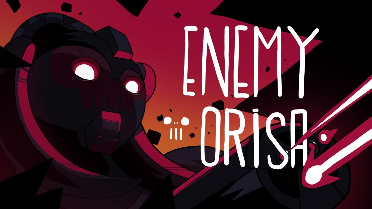 Download ENEMY ORISA (OVERWATCH ANIMATION)