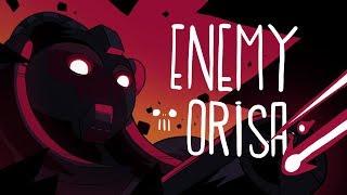 ENEMY ORISA (OVERWATCH ANIMATION)