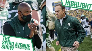 The Difference Between Mel Tucker and Mark Dantonio