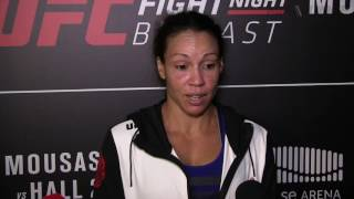 Despite travel issues, UFC Fight Night 99's Marion Reneau 'is always ready'