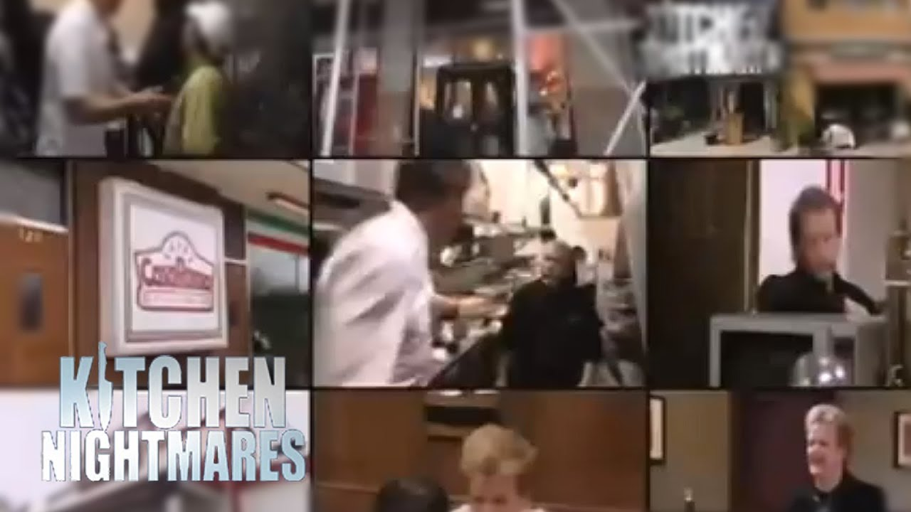 The Secret Garden Restaurant Kitchen Nightmares Gordons Top 3 Fights Of All Time Kitchen Nightmares Youtube