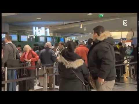 Tour des métiers de l'aéroport au cœur de Roissy Charles de Gaulle