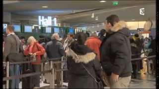 Tour des métiers de l'aéroport au c½ur de Roissy Charles de Gaulle