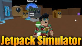 I GOT the CYCLOPS on MARS! 😱 | ROBLOX: Jetpack Simulator #4