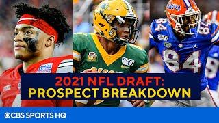 2021 NFL Draft: Prospect Breakdown [Justin Fields, Trey Lance, Kyle Pitts] | CBS Sports HQ