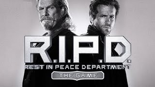 R.I.P.D. The Game - Xbox Live Arcade (XBLA) - Gameplay & Review - Trial