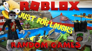 Random Roblox Games: Just for Laughs