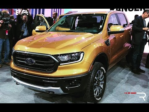 2020 Ford Ranger 2 Door - New Cars Review