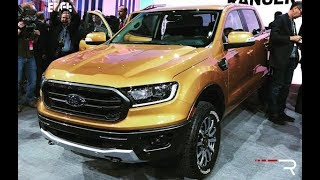 2019 Ford Ranger – Redline: First Look – 2018 NAIAS