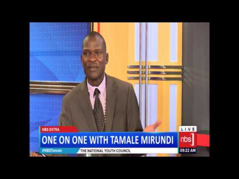 One on One With Tamale Mirundi - 27 June 2017
