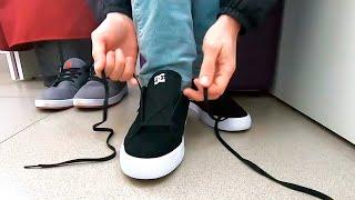 Сельский позер демонстрирует новые шузы | DC Shoes Lynnfield - Видео от Mnlknq