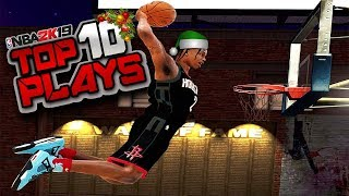 NBA 2K19 Top 10 Plays Of The Week #15 - Ankle Breakers, Trick Shots & More