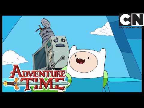 ¿Qué Es La Vida? | Hora De Aventura LA | Cartoon Network